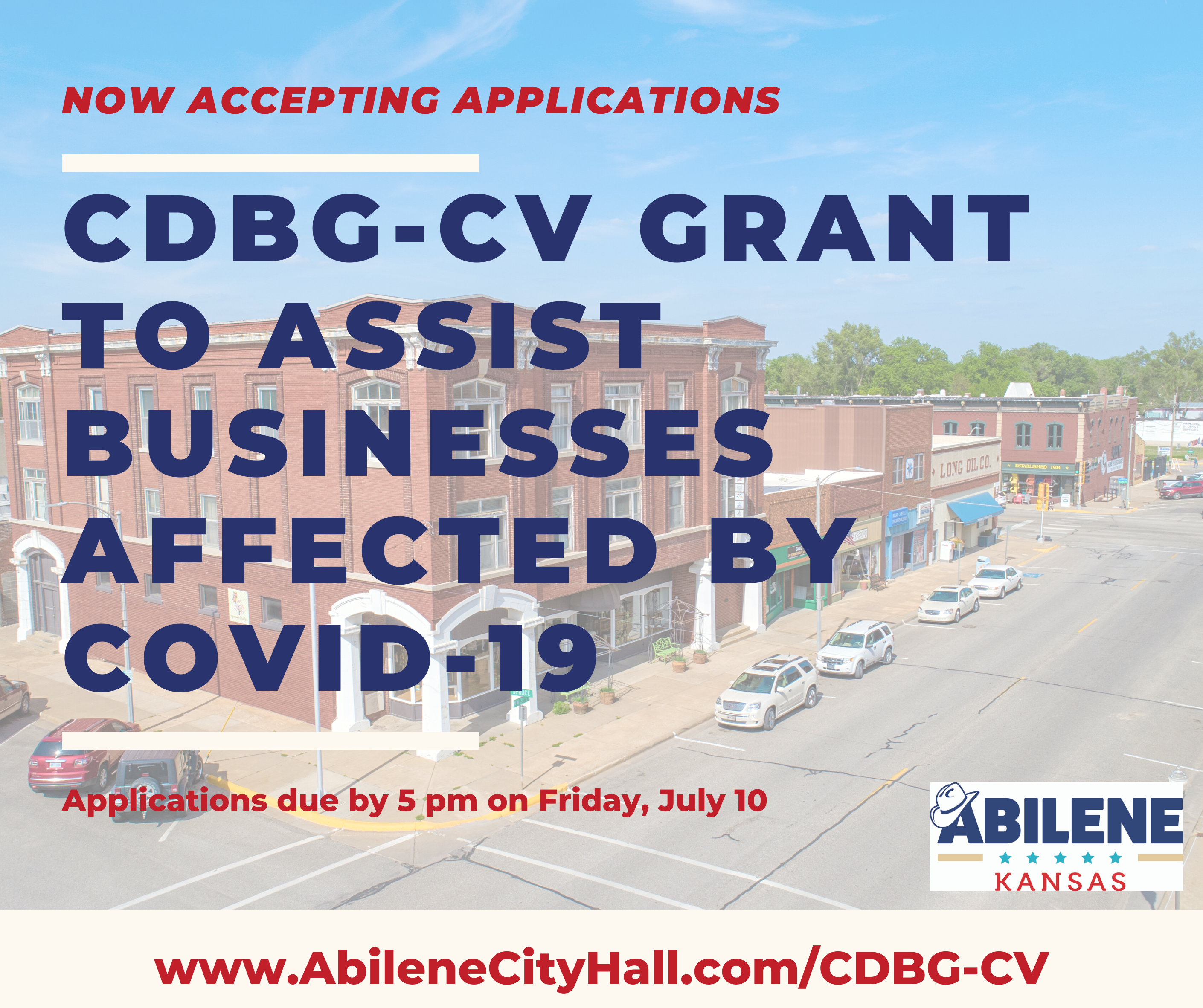 City of Abilene, Kansas - CDBG-CV