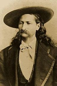 Abilene&#39s second marshal, James Butler &#34Wild Bill&#34 Hickok